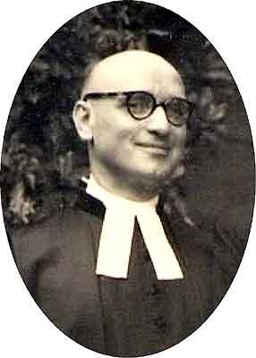 Portrait du pasteur Jean-Paul Benoit